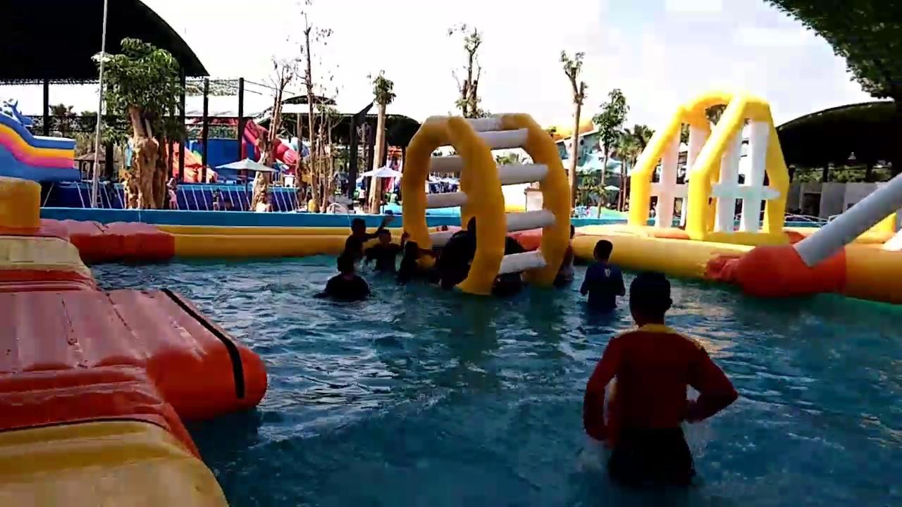 Gofun Water Park Bojonegoro Jawa Timur Youtube Komple Taman Hiburan