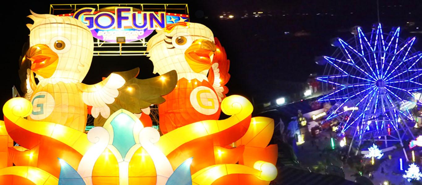Lokasi Harga Tiket Masuk Gofun Bojonegoro Theme Park Destinasi Wisata