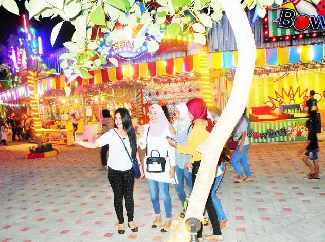 Pirmooghan Yukk Intip Wisata Bagus Fun Themepark Bojonegoro Theme Park