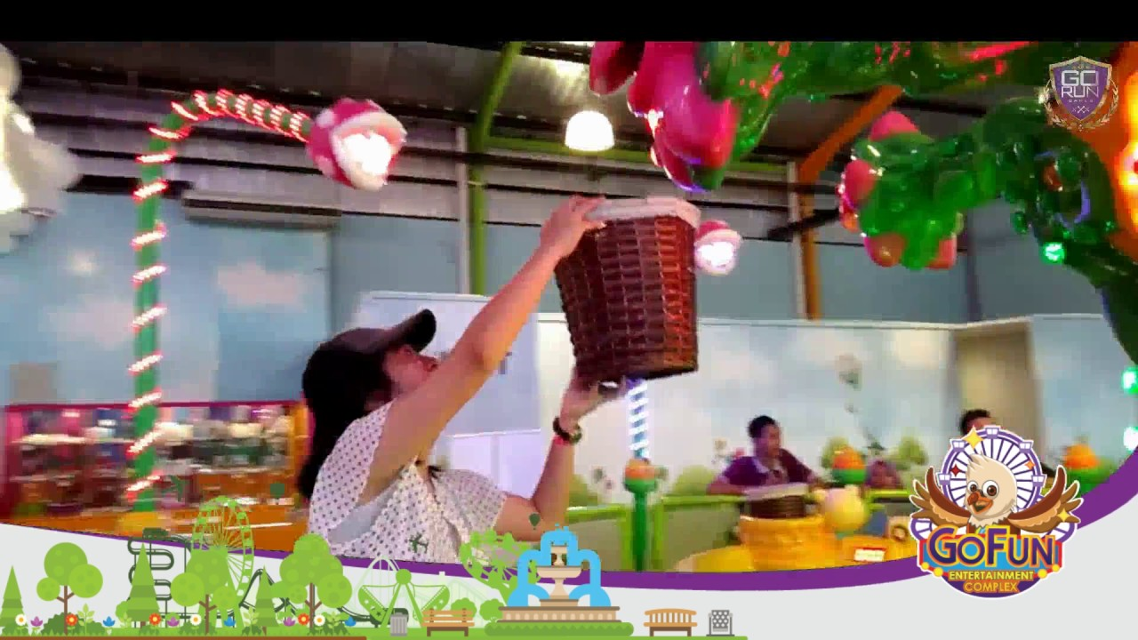 Run Games Gofun Bojonegoro Entertainment Complex Youtube Komple Taman Hiburan