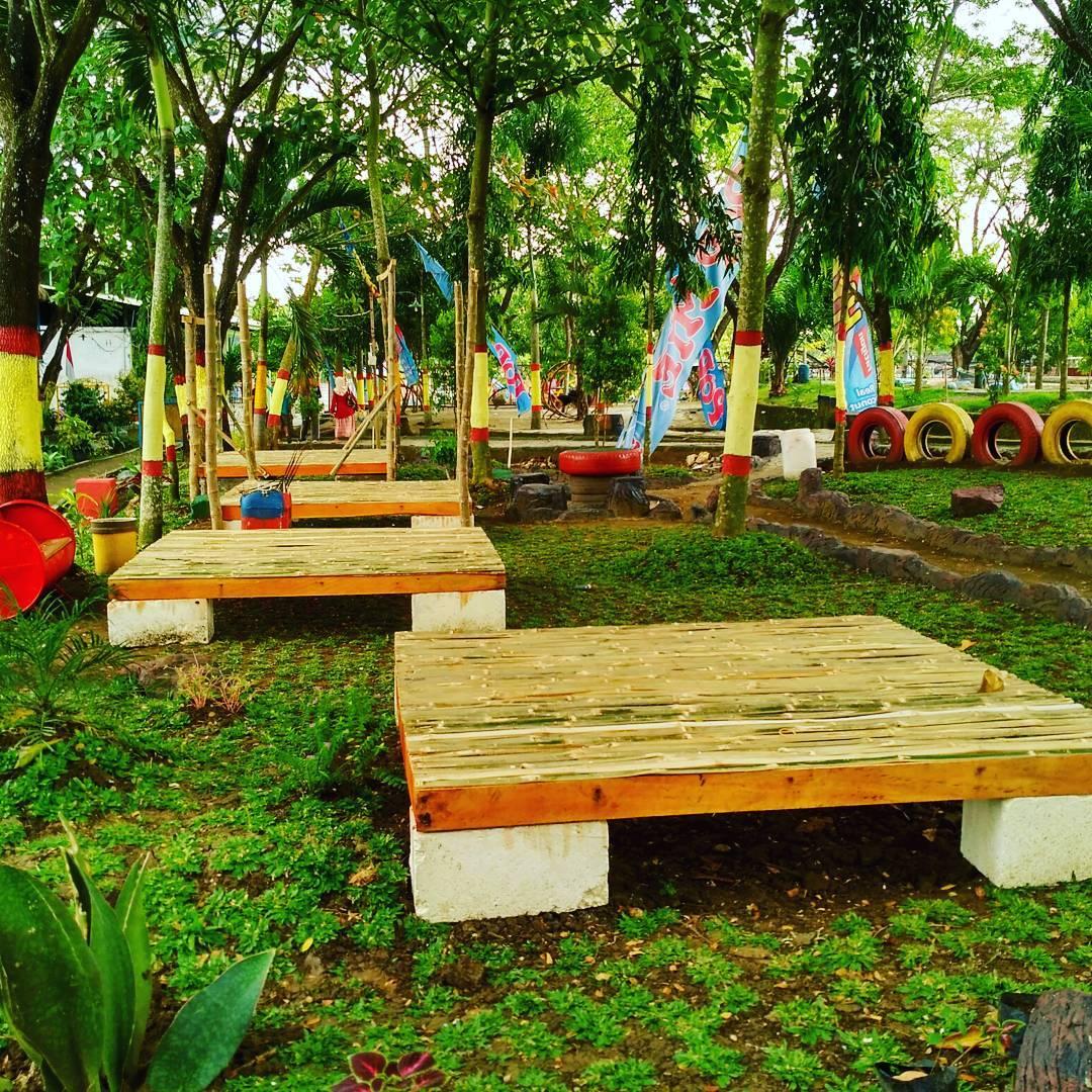 Tempat Wisata Bojonegoro Hits 2018 Taman Sariyo Komple Hiburan Gofun