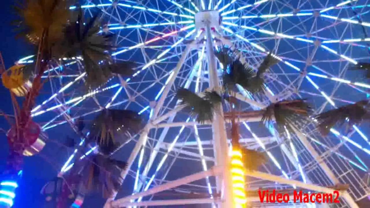Wahana Fun Bojonegoro Part 1 Youtube Komple Taman Hiburan Gofun