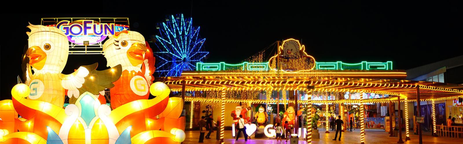 Wisata Gofun Bojonegoro Wajib Dikunjungi Komple Taman Hiburan Kab