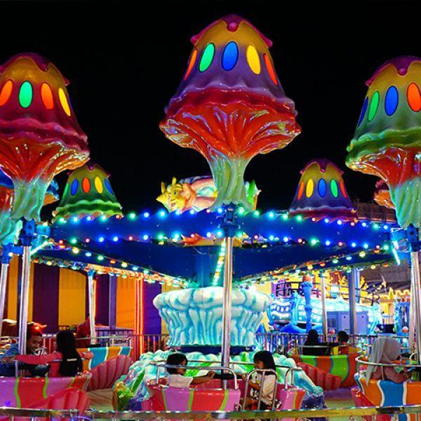 Wisata Gofun Bojonegoro Wajib Dikunjungi Tarian Ubur Komple Taman Hiburan