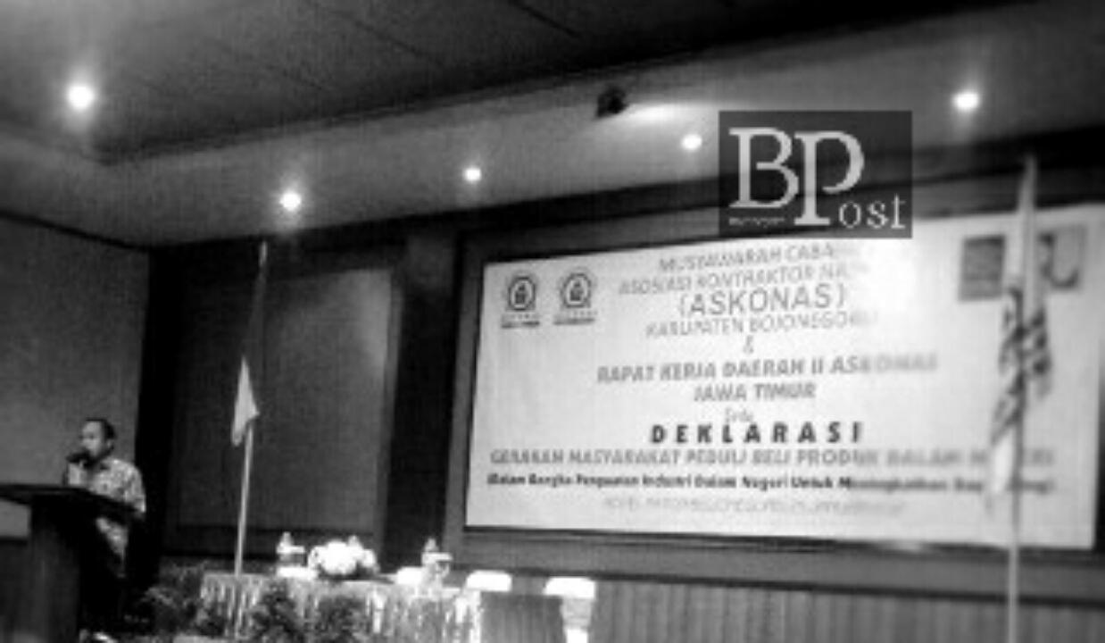Bojonegoro Post Part 95 Kesejahteraan Kontraktor Kecil Mengkhawatirkan Penangkaran Rusa
