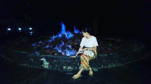 11 Tempat Wisata Bojonegoro Kunjungi Travel Api Abadi Kayangan Terletak