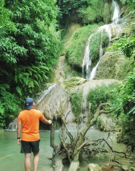30 Tempat Wisata Bojonegoro Jawa Timur Terpopuler Air Terjun Kedung