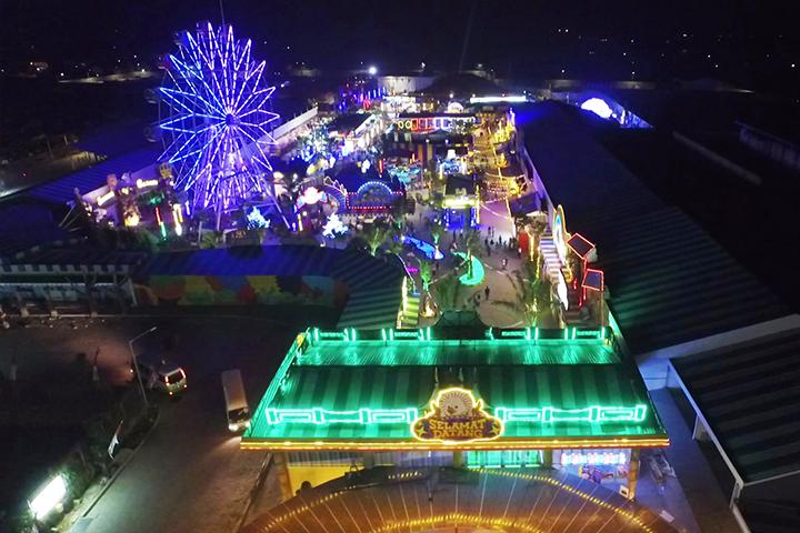 Fun Theme Park Bojonegoro Media Pomosi Tempat Wisata Kuliner Taman