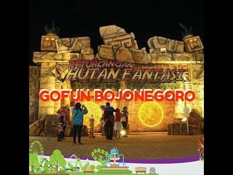 Gofun Bojonegoro Youtube Taman Air Kab