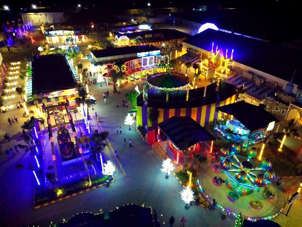 Gofun Entertainment Complex Xplora Id Taman Air Kab Bojonegoro