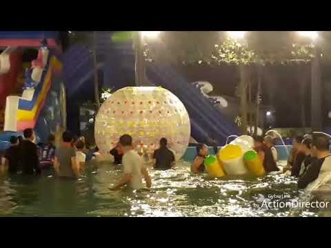 Outbound Gofun Water Park Bojonegoro Youtube Taman Air Kab