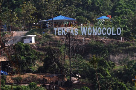 Pemerintah Kabupaten Bojonegoro Hasil Gambar Wonocolo Teksas Taman Air Gofun