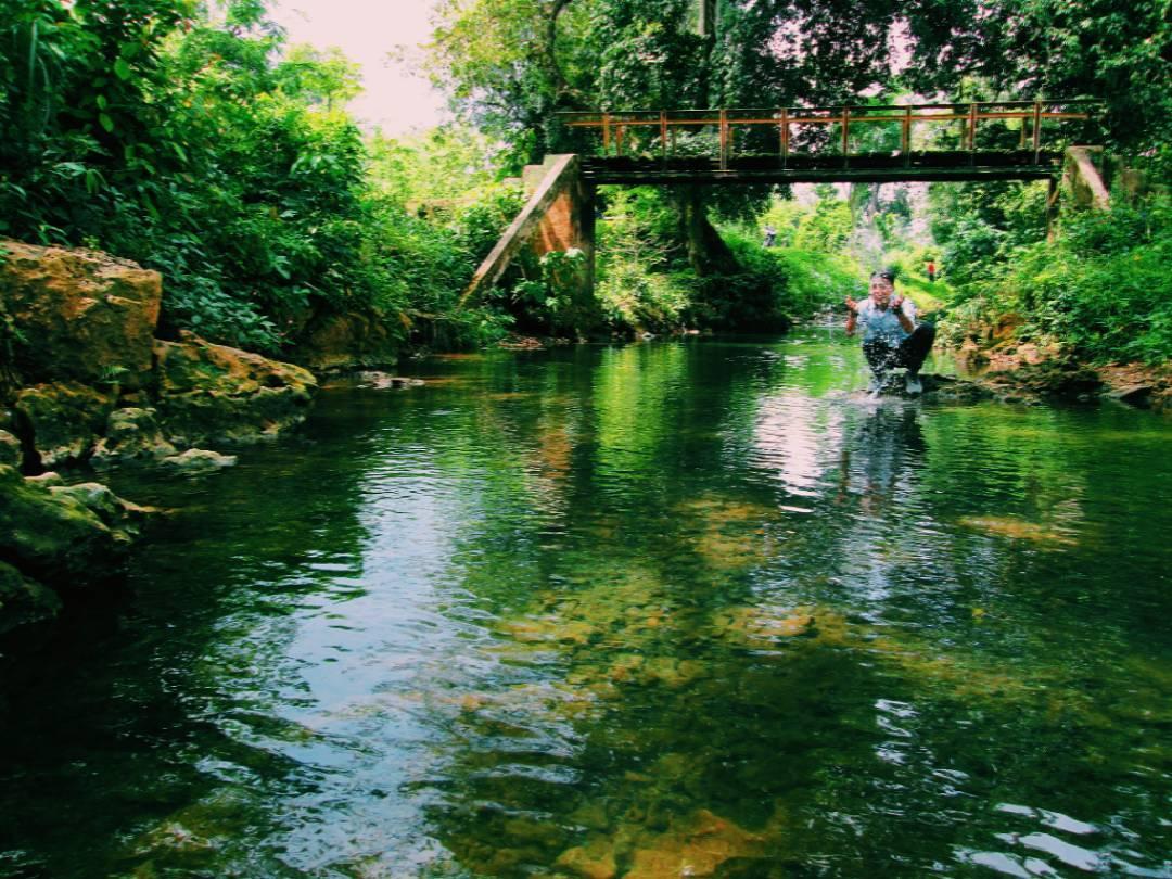 Suara Bojonegoro Matoh 11 Tempat Wisata Kunjungi Taman Air Gofun