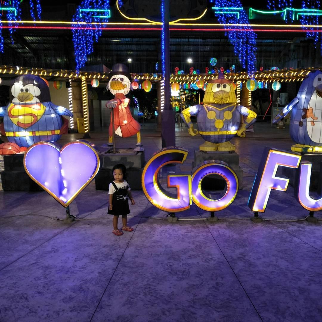 Tempat Wisata Bojonegoro Hits 2018 Fun Taman Air Gofun Kab
