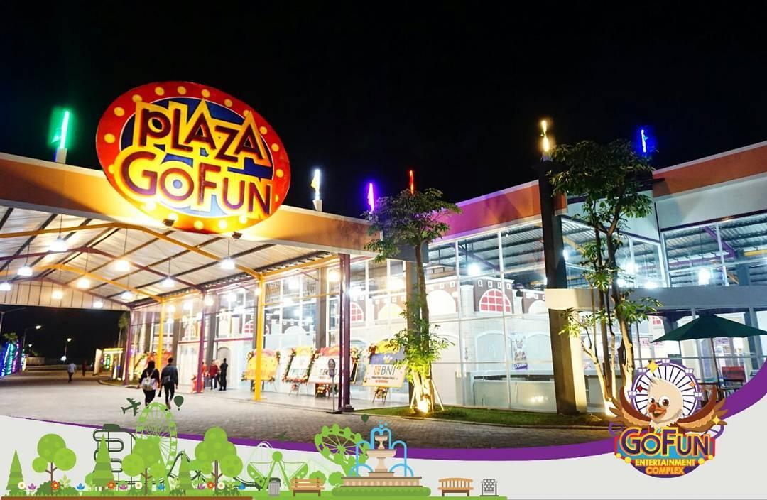 Wisata Gofun Bojonegoro Wajib Dikunjungi Plaza Taman Air Kab