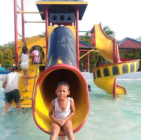 30 Tempat Wisata Bojonegoro Jawa Timur Terpopuler Taman Sariyo Kab
