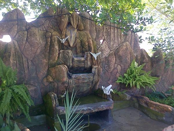 Fasilitas Taman Wisata Sariyo Relief Relaksasi Area Kab Bojonegoro