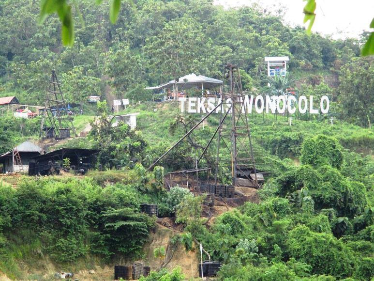 Kumpulan Tempat Wisata Bojonegoro Jawa Timur Gambar Teksas Wonocolo Taman