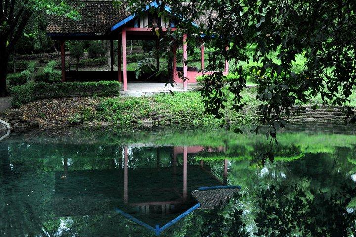 Obyek Wisata Taman Sariyo Kota Bojonegoro Kab