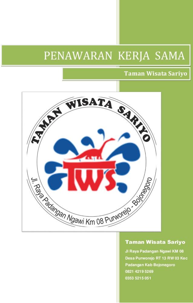 Penawaran Kerja Sama Sekolah Taman Wisata Sariyo Jl Raya Padangan