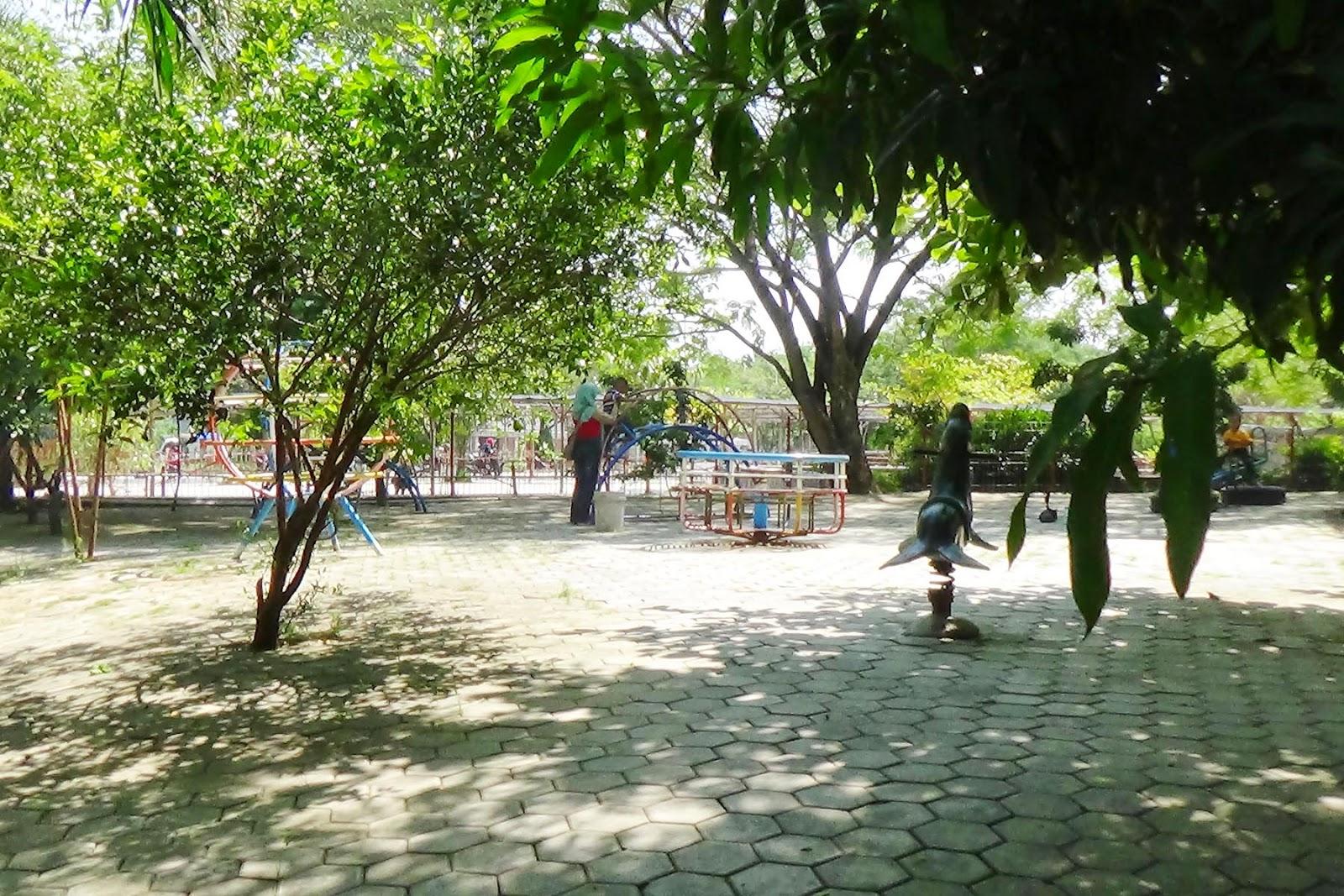 Taman Wisata Sariyo Padangan Bojonegoro Wong Kampung Disamping Lokasinya Cukup