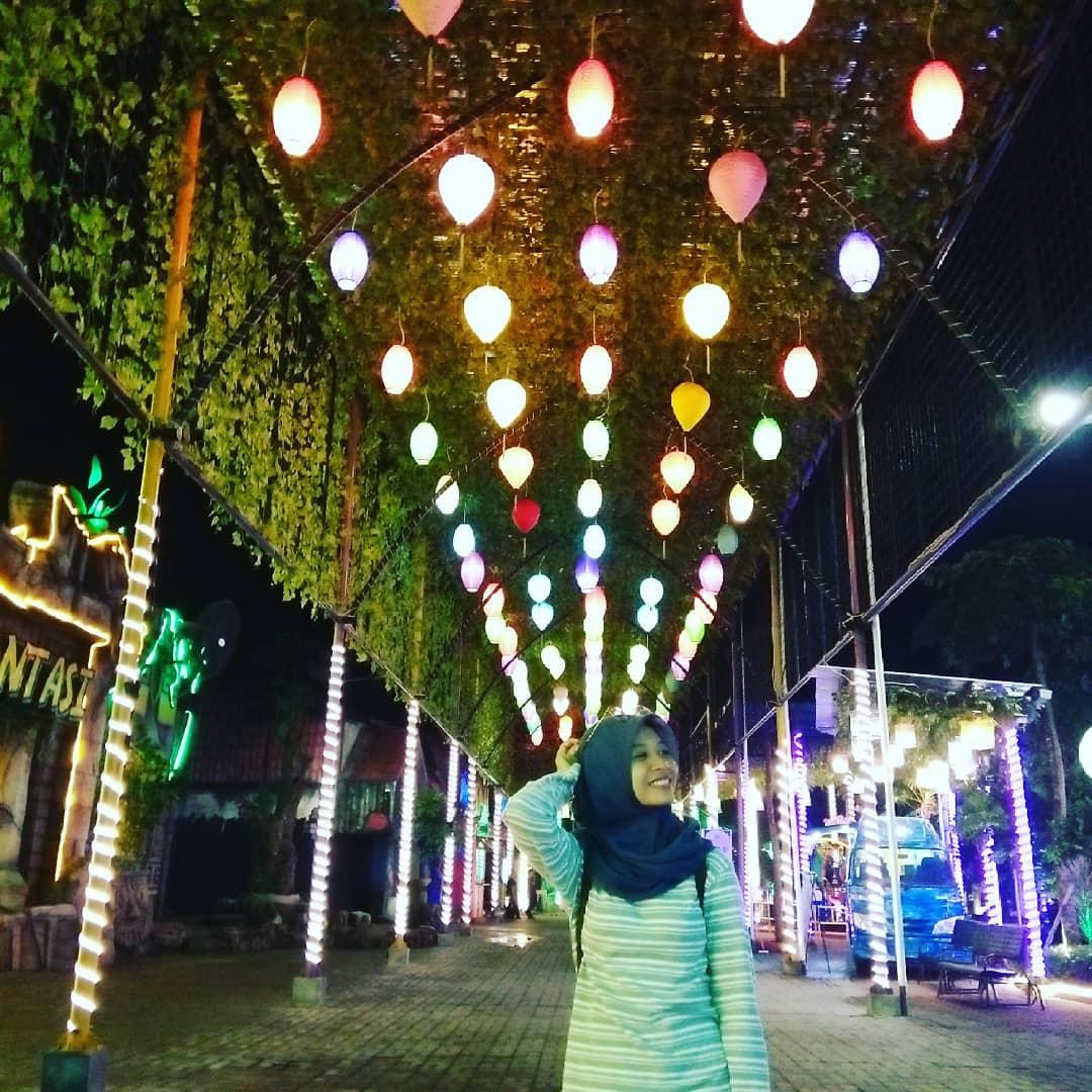 Tempat Wisata Bojonegoro Hits 2018 Taman Sariyo Kab