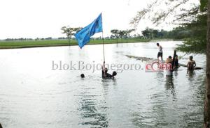 Pelopor Wisata Pemuda Bendo Bersih Waduk Grobogan Kab Bojonegoro