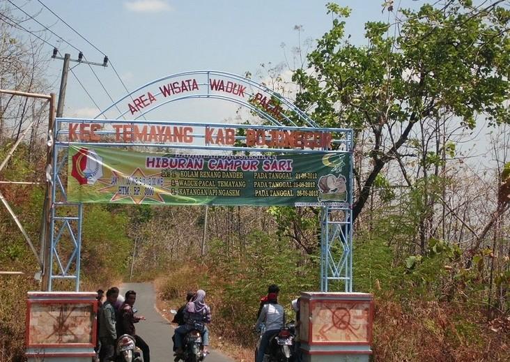 Pesona Keindahan Wisata Waduk Pacal Kedungsumber Bojonegoro Membelah Hutan Jati