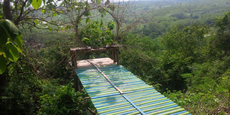 Surga Tersembunyi Tengah Hutan Layak Jadi Ikon Wisata Grobogan Suasana