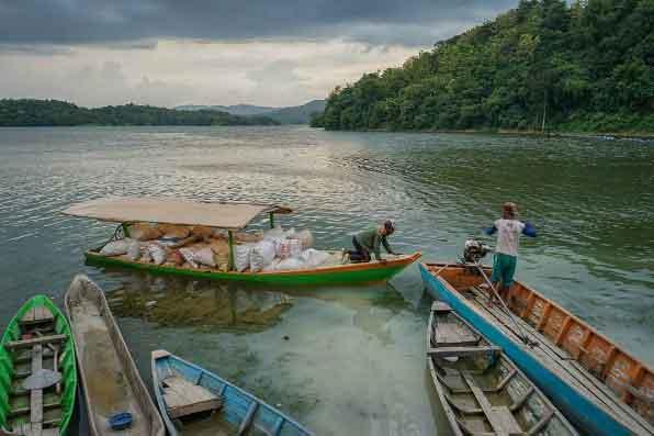 Tempat Wisata Bojonegoro Terbaru 2018 Menarik Alam Waduk Grobogan Kab