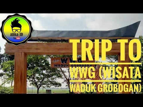 Trip Wwg Wisata Waduk Grobogan Bendo Kapas Bojonegoro Youtube Kab