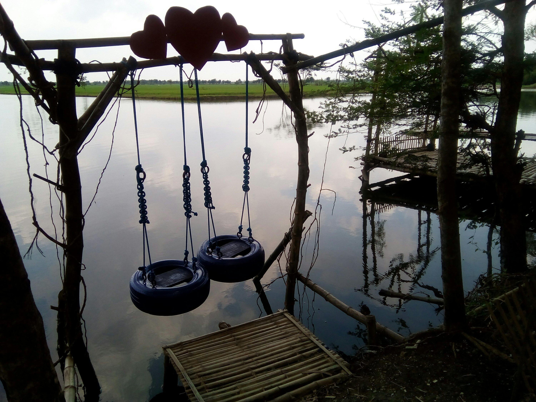 Waduk Grobogan Bendo Jujukan Wisatawan Lokal Kim Deru Maju Bandulan
