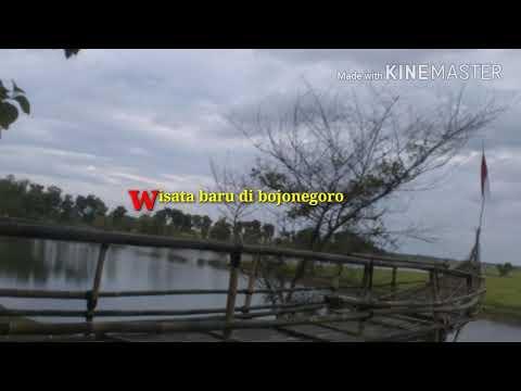 Wisata Bojonegoro Objek Waduk Grobogan Desa Bendo Kapas Kab