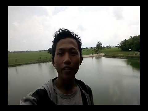 Wisata Waduk Grobogan Bendo Kapas Bojonegoro Youtube Kab