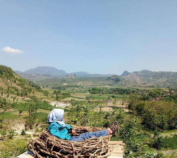 30 Tempat Wisata Bojonegoro Jawa Timur Terpopuler Selfie Bukit Tono