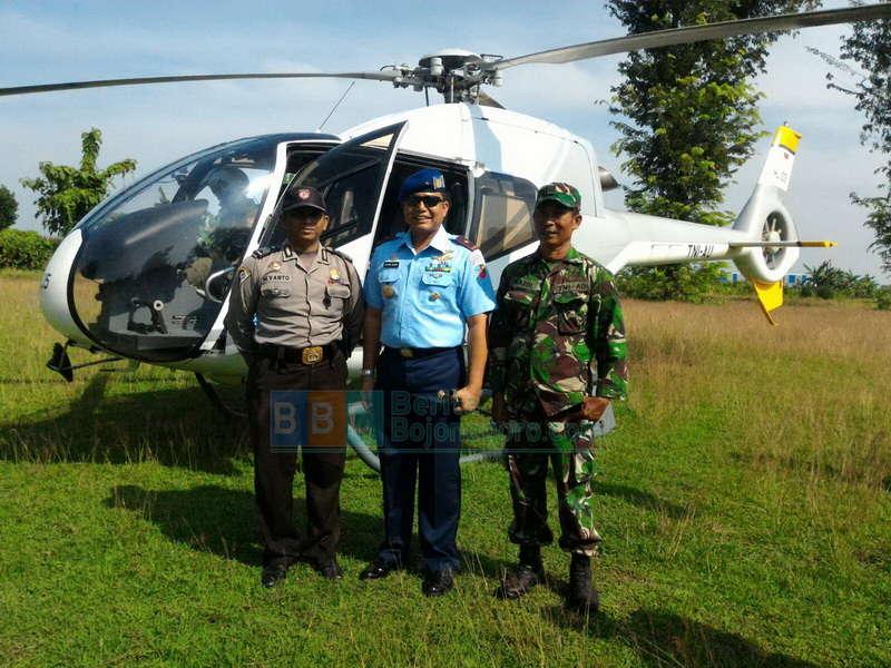 Danlanud Madiun Kunjungi Monumen Pesawat Dander Berita Bojonegoro Wisata Wana