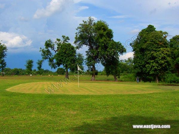 Green Ground Tirta Wana Dander East Java Indonesia Wisata Bojonegoro