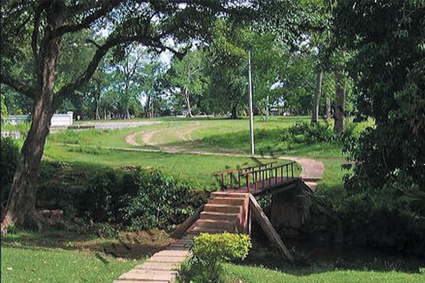 Park Dilengkapi Kebun Raya Dander Wisata Wana Kab Bojonegoro