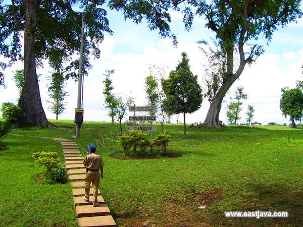 Park Tirta Wana Dander East Java Indonesia Tropical Bojonegoro Wisata