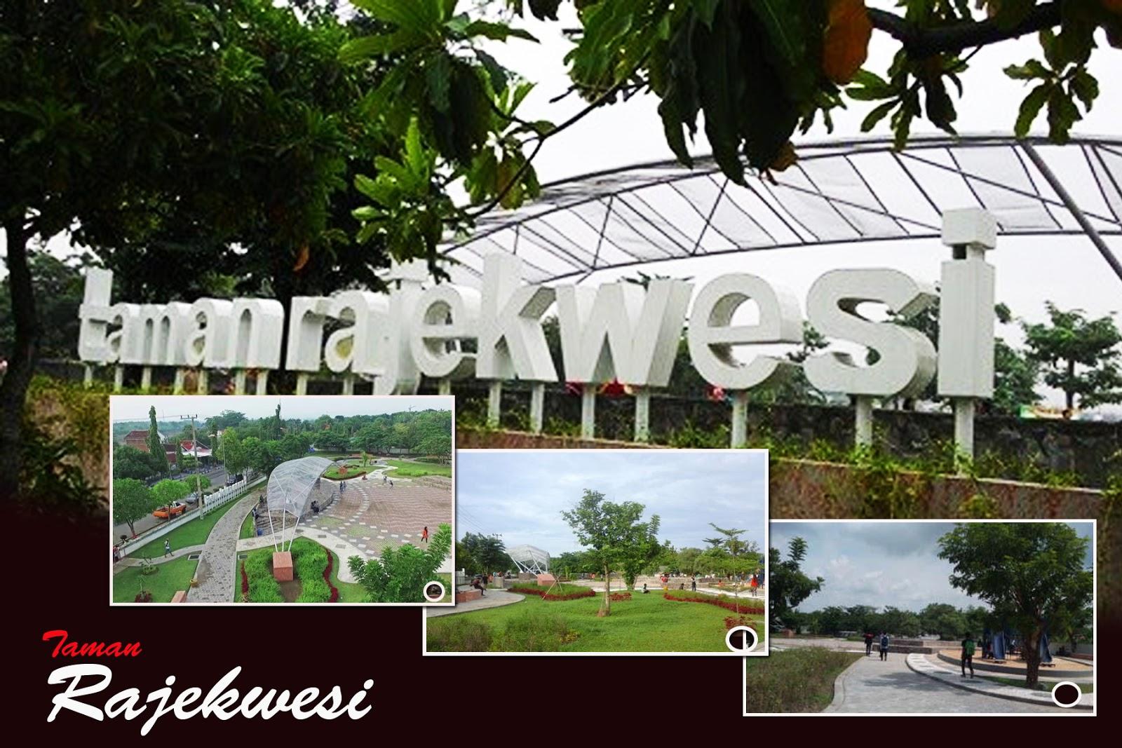 Pemerintah Kabupaten Bojonegoro Taman Rajekwesi Bangun Oleh Menjadi Salah Satu