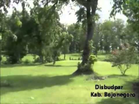Tempat Wisata Wana Tirta Bojonegoro Dra Saptatik Pd Youtube Dander