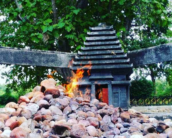 Top 10 Tempat Wisata Bojonegoro Refresh Pikiranmu Kayangan Api Wana