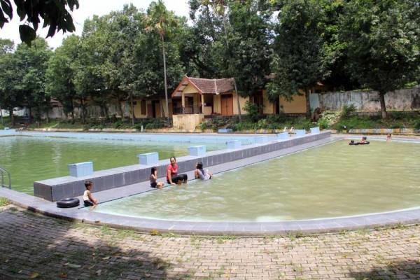 Wana Wisata Dander Bojonegoro Sepi Pengunjung Antara News Jawa Timur