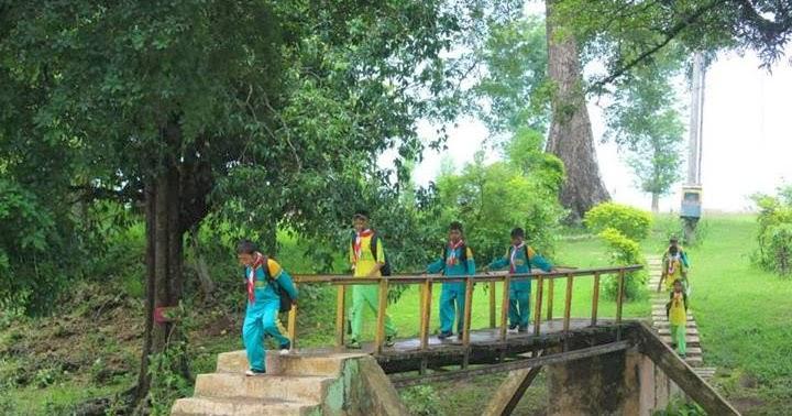 Wana Wisata Dander Tinggalan Blanda Tempat Bojonegoro Kab