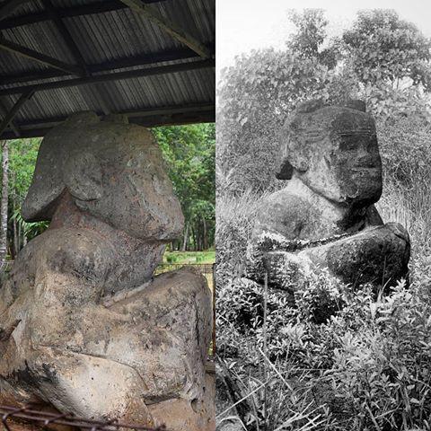Images Megalitikum Tag Instagram Sumsel 2018 Karya Pribadi Kiri Foto