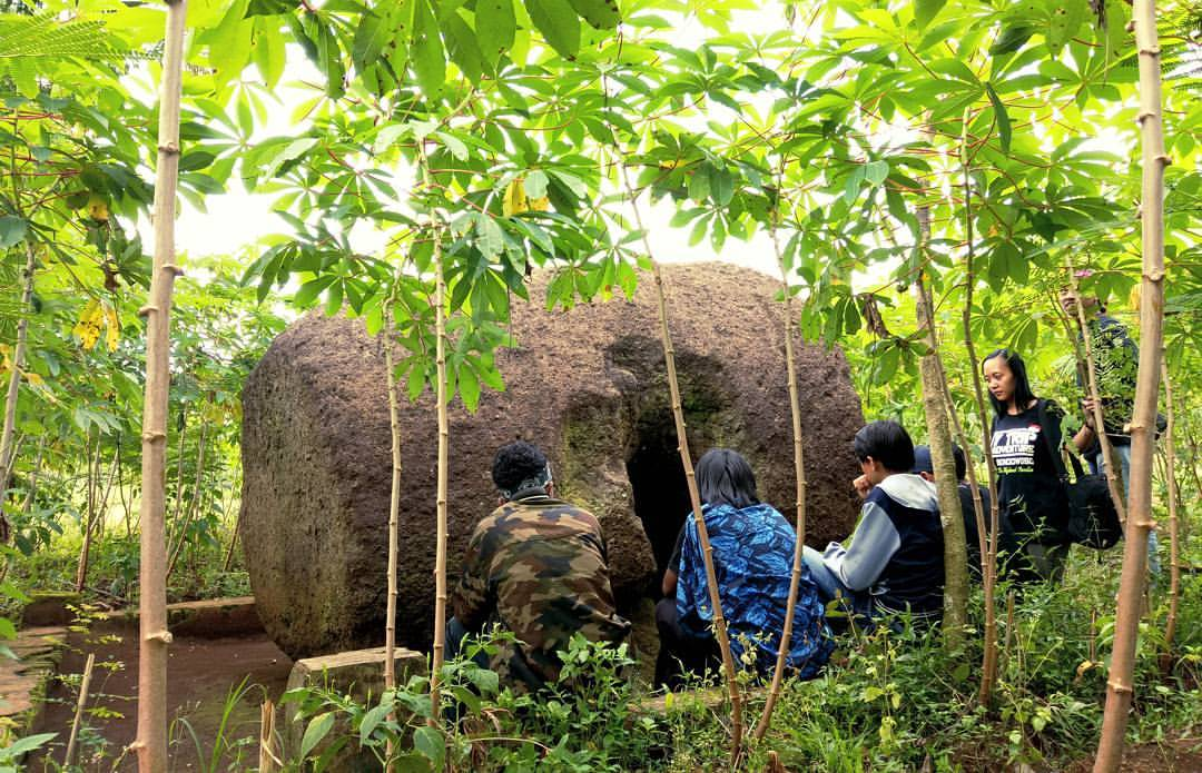 Indonesia Megalitik Megalitikum Instagram Profile Picbear Dulu Hebat Banget Yaa