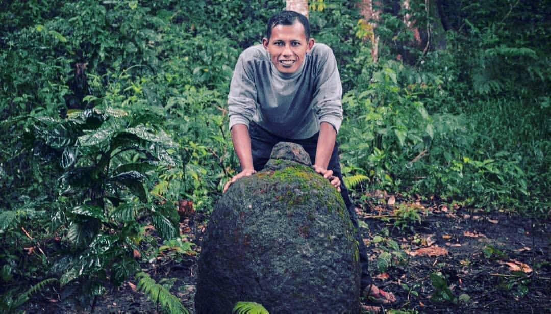 Indonesia Megalitik Megalitikum Instagram Profile Picbear Kiriman Pakabon26 Batu Kenung