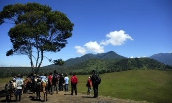Antara Wisata Organik Kawah Wurung Harian Bhirawa Online Travel Agen
