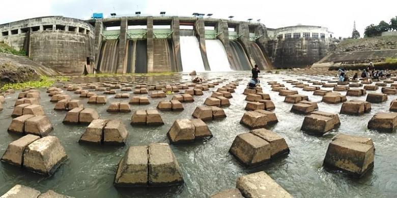 Bendungan Sampean Destinasi Wisata Instagenic Bondowoso Lokalkarya Sungai Desa Bunotan