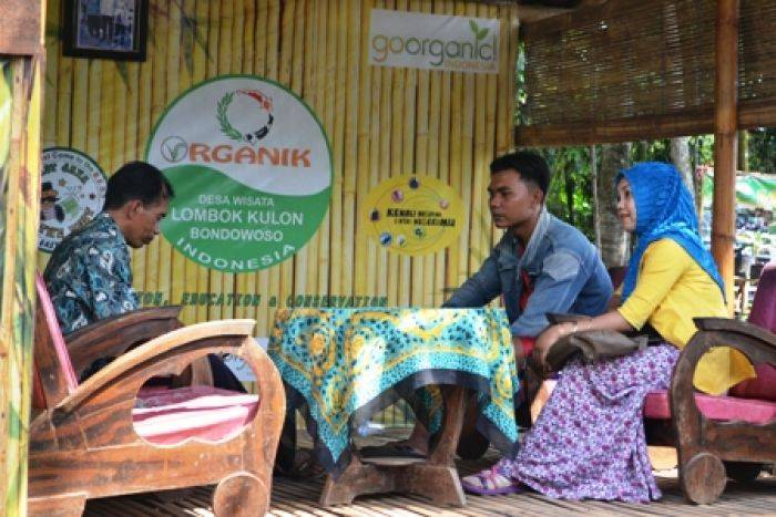 Kampung Organik Menjadi Tujuan Wisata Alternatif Kabupaten Bondowoso Desa Kab